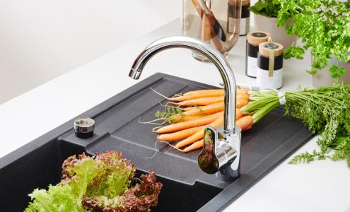 Küchen Armaturen sanibel