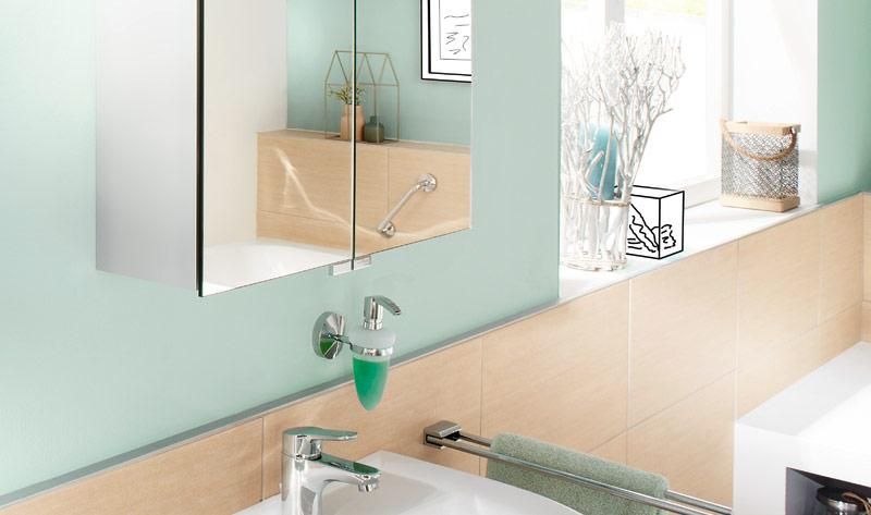 Be Pure Spiegel : Spiegel aus der serie 1001 pure
