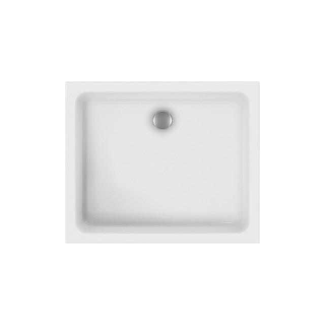 duschwanne rechteckig flach der serie pure. Black Bedroom Furniture Sets. Home Design Ideas