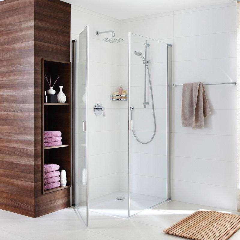 serie 3001 duschabtrennungen. Black Bedroom Furniture Sets. Home Design Ideas