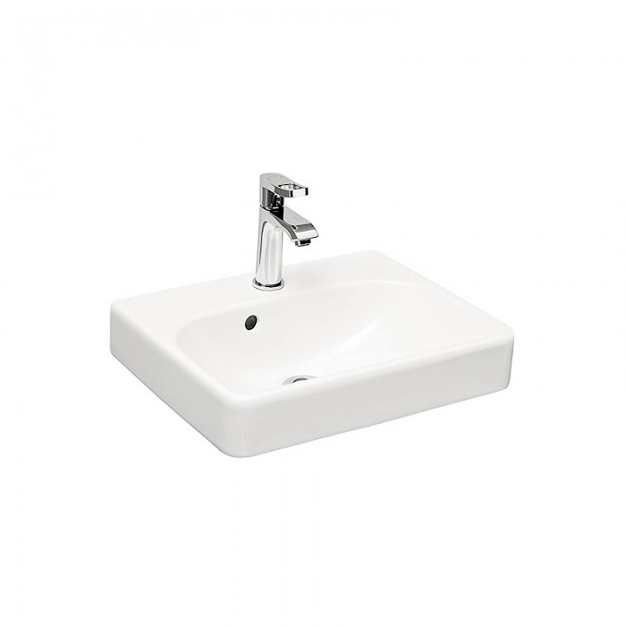 Handwaschbecken E Farbe Weiß