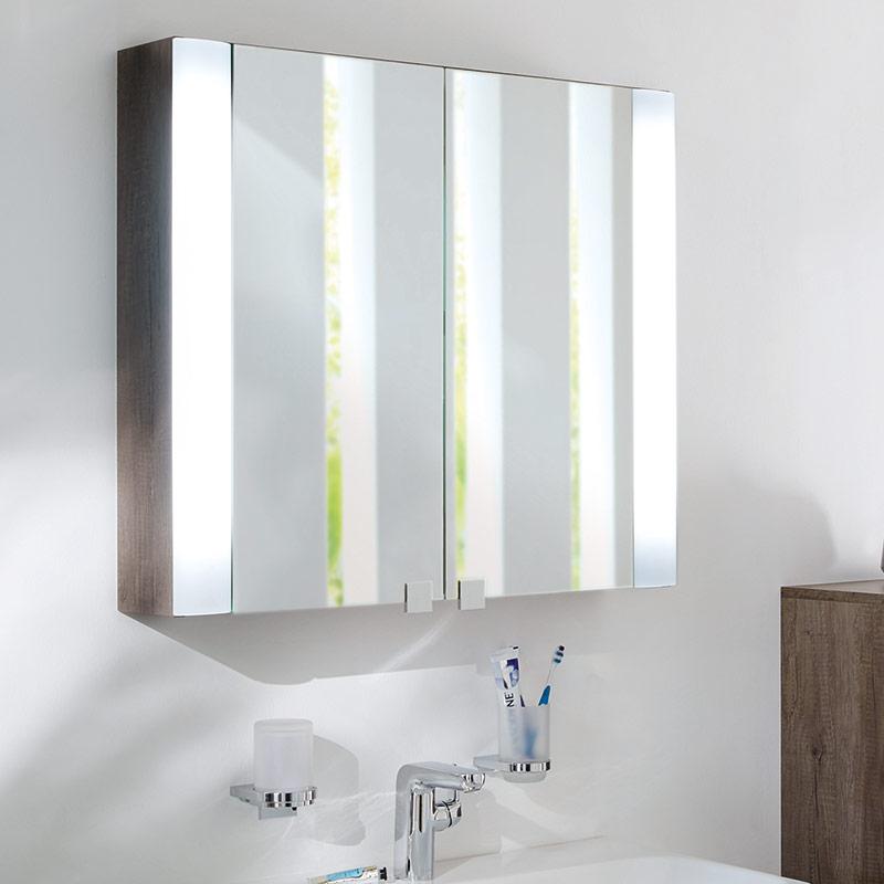 Spiegelschrank der Serie Style | sanibel Badmöbel