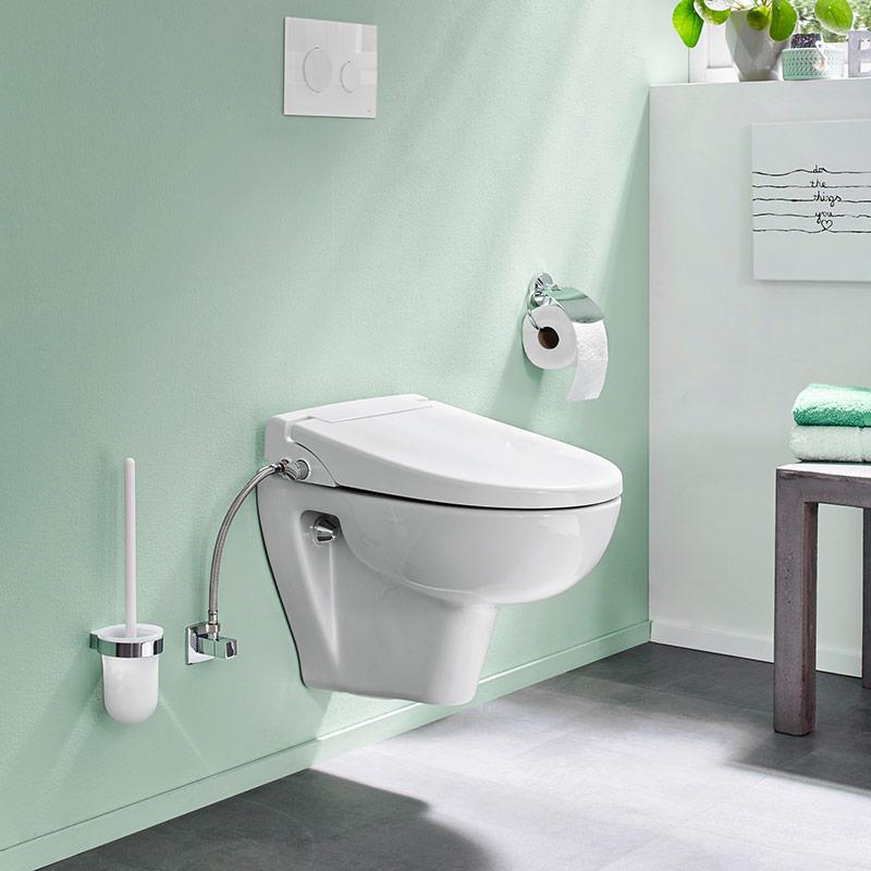 Sanibel Dusch Wc Sitz Mit Bidetfunktion