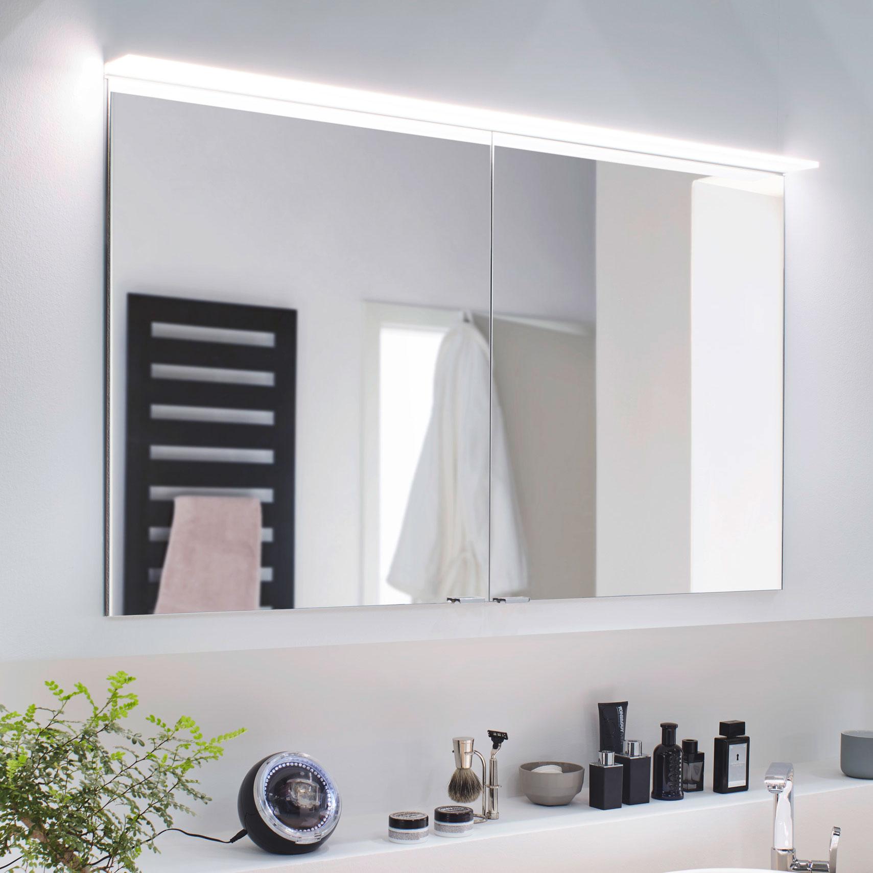 Spiegelschränke ALU-TREND